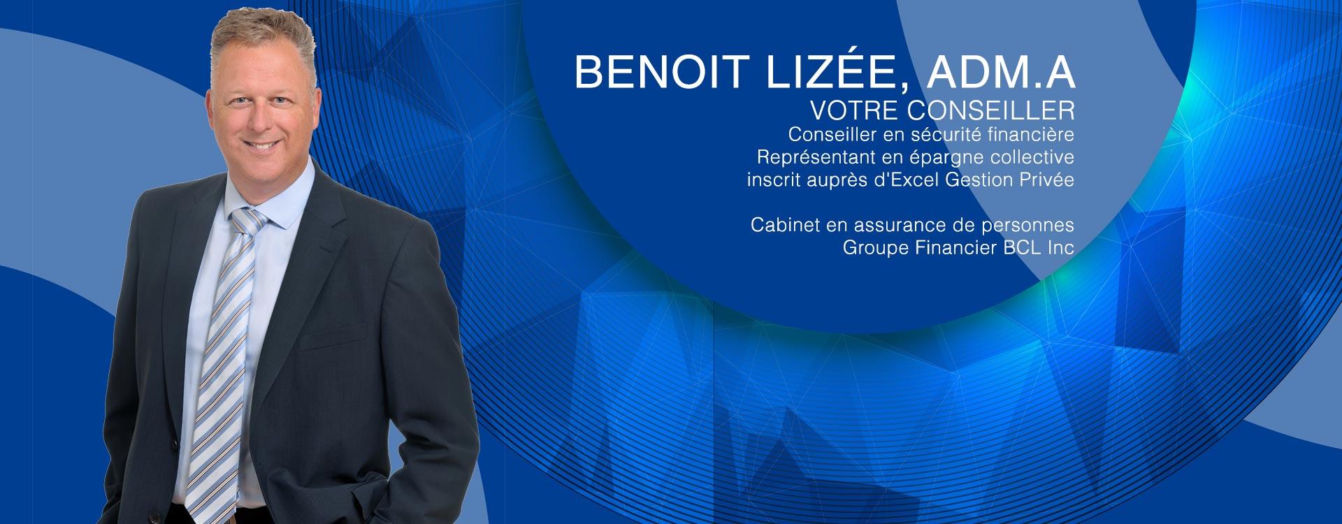 Benoit Lizée conseils financiers